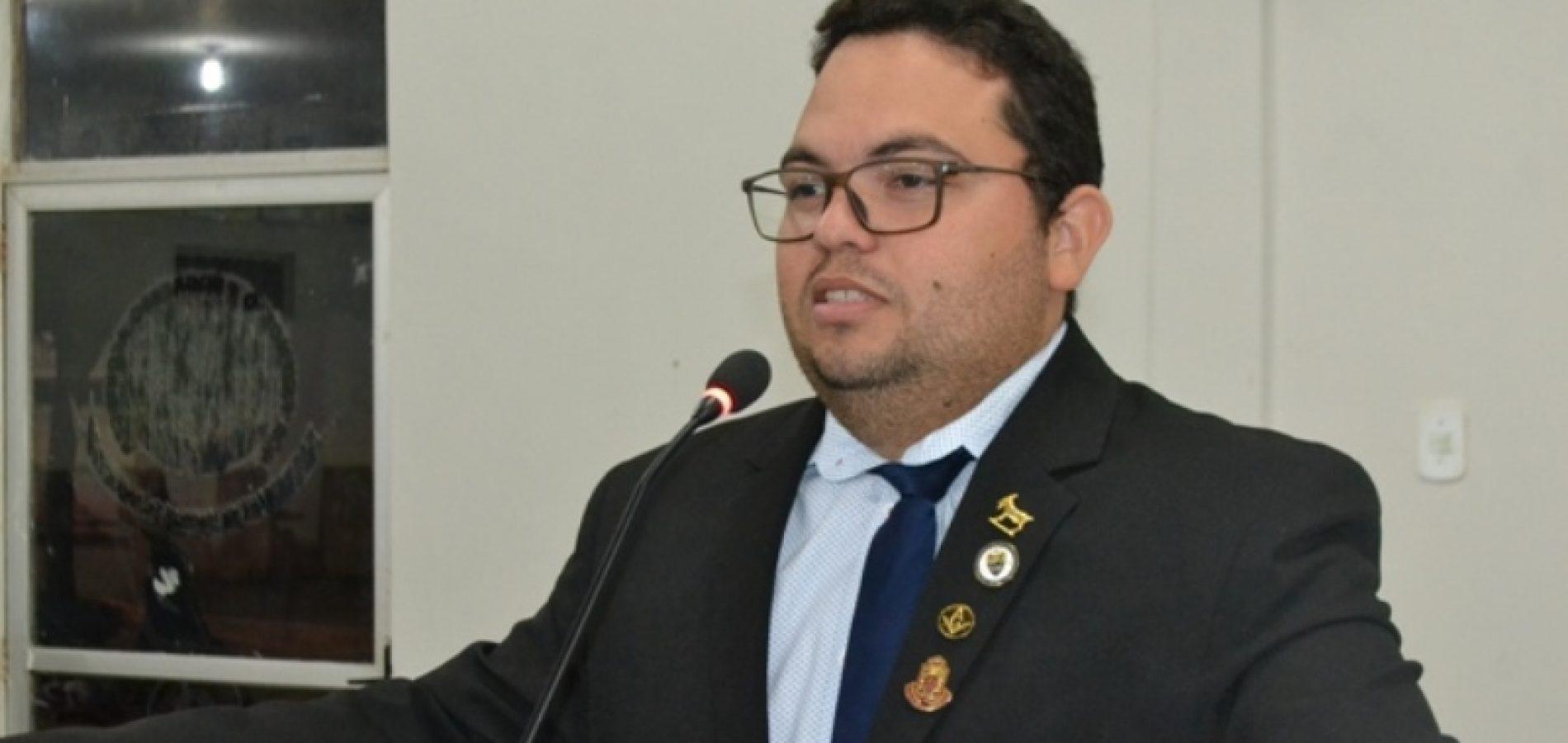 Vereador Afonsinho é o novo líder do governo na Câmara Municipal de Picos
