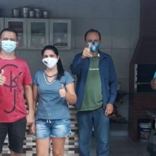 Em Alagoinha do Piauí, novas adesões reforçam o grupo de Jorismar e Cícero