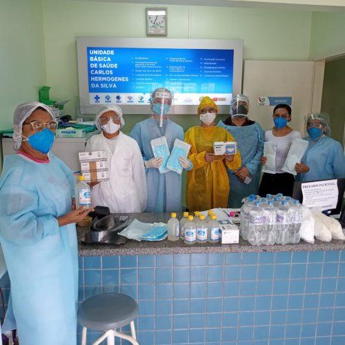 Secretaria de Saúde de Vera Mendes inicia Busca Ativa para casos de covid-19