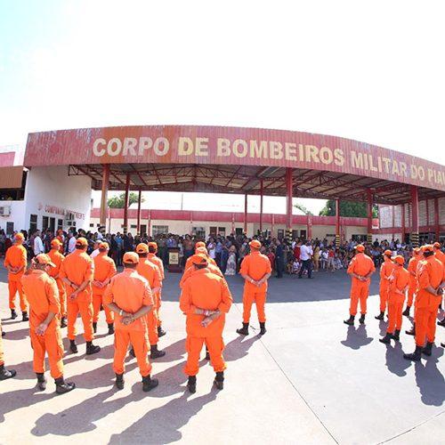 COVID 19 | Bombeiros no Piauí estão em isolamento após testarem positivo
