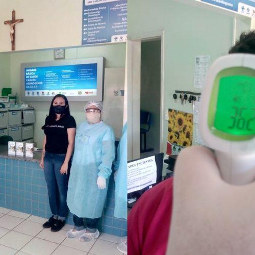 VERA MENDES | Saúde adquire novos equipamentos para monitoramento de casos de coronavírus