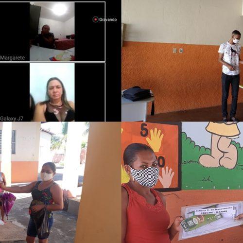 Secretaria de Educação de Patos do Piauí reinicia aulas de forma não presencial