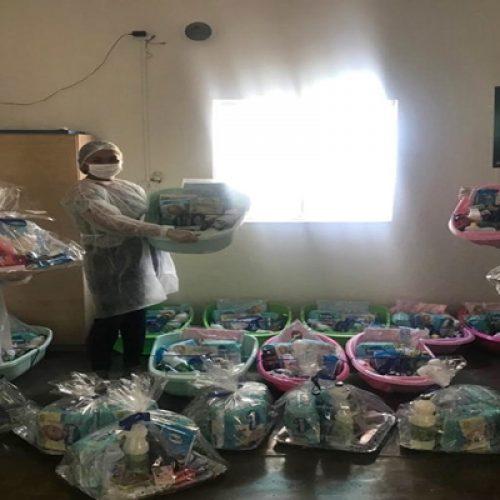 Assistência Social de Caridade do Piauí entrega cestas básicas e kits a famílias em situação de vulnerabilidade