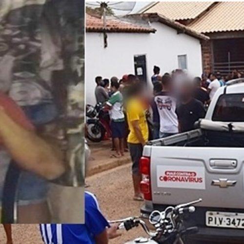 Mecânico é morto a tiros dentro de casa na frente da esposa em Paulistana