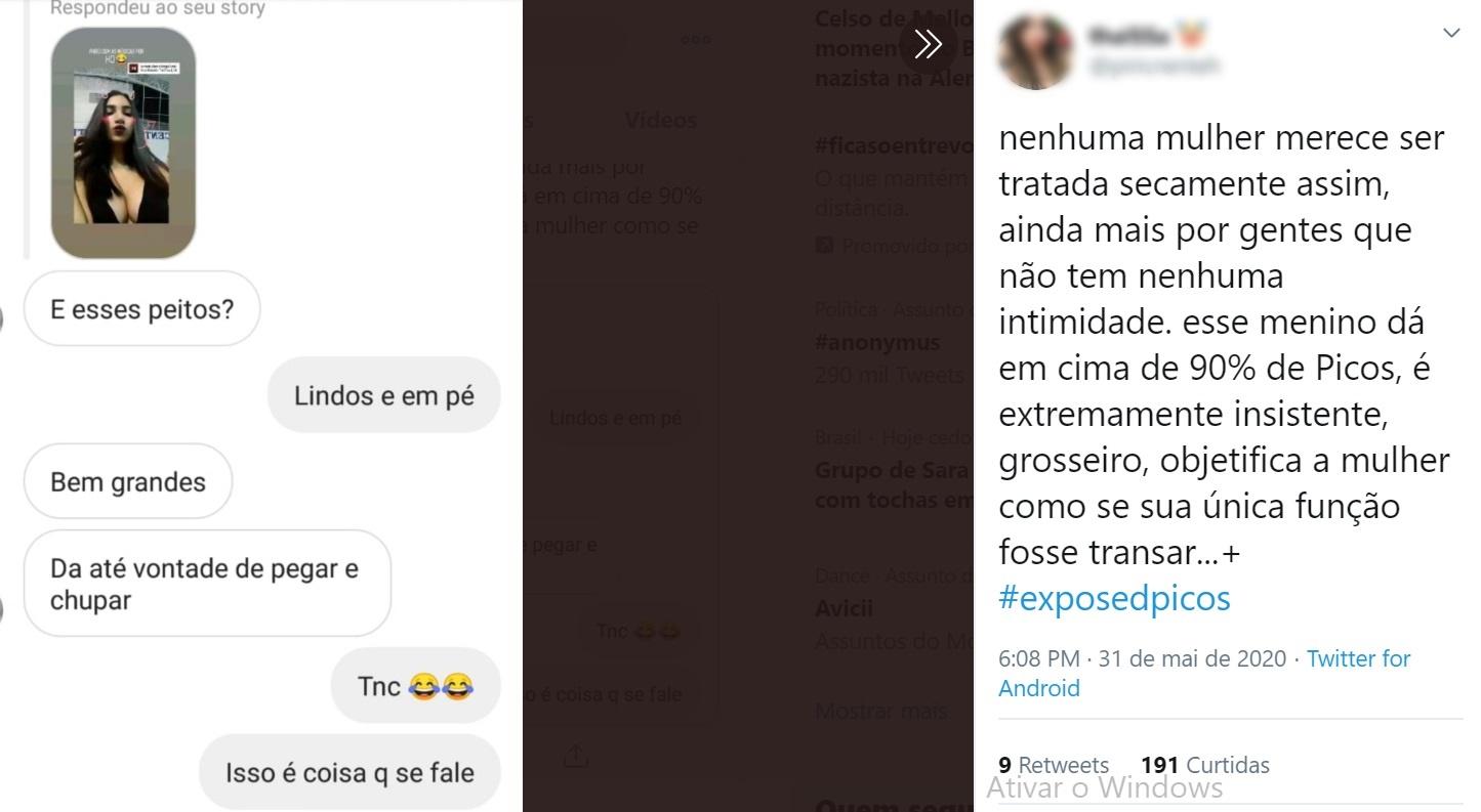Estudantes expõem, no Twitter, assédio sexual de professores em Picos 4