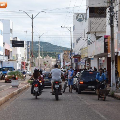 Decreto estadual permite abertura de quatro setores do comércio em Picos a partir de segunda (06)