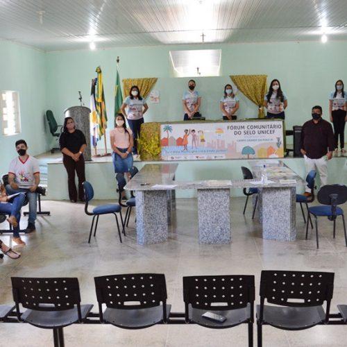 Campo Grande do Piauí realiza o 2º Fórum do Selo Unicef e aponta avanços