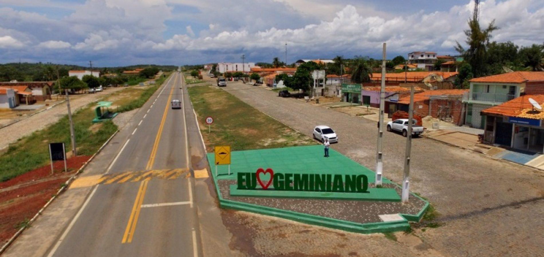 Prefeitura de Geminiano publica decreto com medidas de enfrentamento à Covid-19
