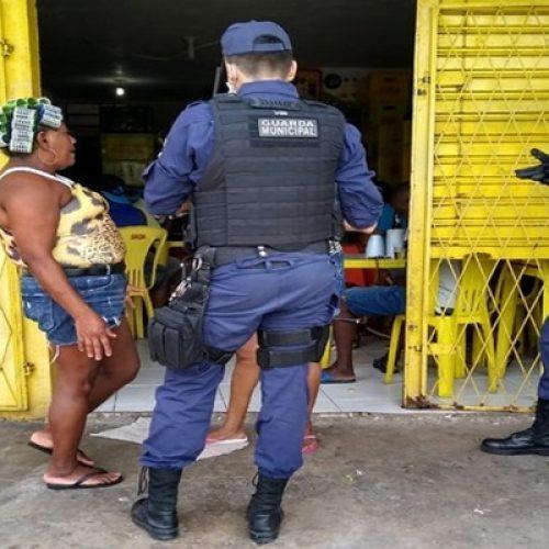 Mais de 200 estabelecimentos são fechados descumprindo decreto no fim de semana em Teresina