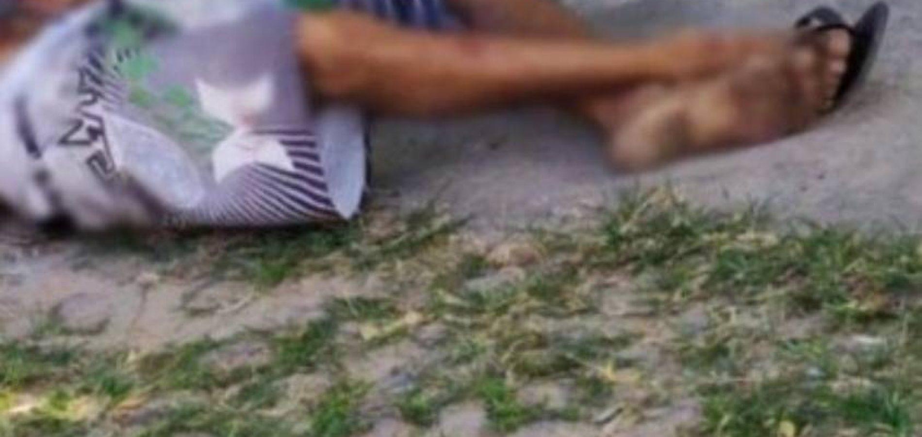 Homem é encontrado morto no Piauí com mais de 20 golpes de faca