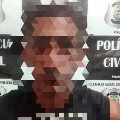 PICOS   Assassino de morador de rua é recapturado no bairro Junco