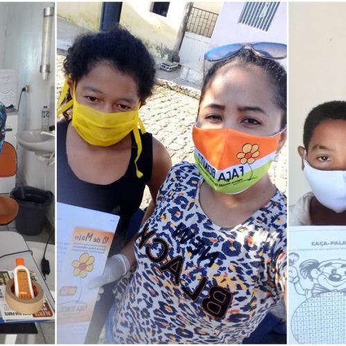Assistência Social de São Julião mantém atividades do SCFV de forma remota