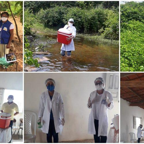 Saúde de São Julião imuniza mais de 96% do público-alvo e supera meta de vacinação contra Influenza