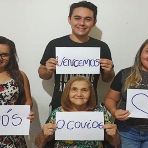Professor no Piauí e mais quatro pessoas da família vencem luta contra a Covid-19