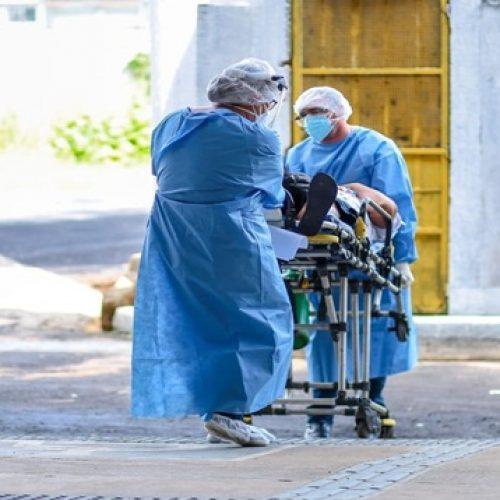 Hospital de Campanha do Verdão recebe primeiros pacientes com Covid-19 em Teresina