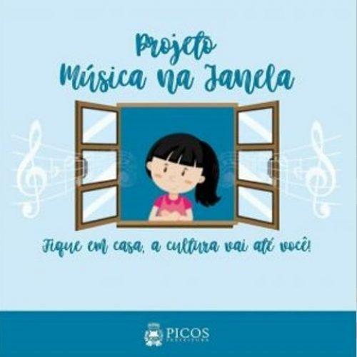PICOS | Projeto Música na Janela visita bairro São José nesta quarta (03)