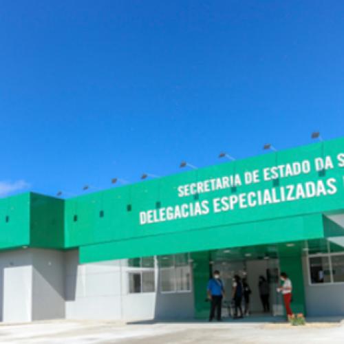 Governo do Piauí inaugura nova sede de cinco delegacias especializadas