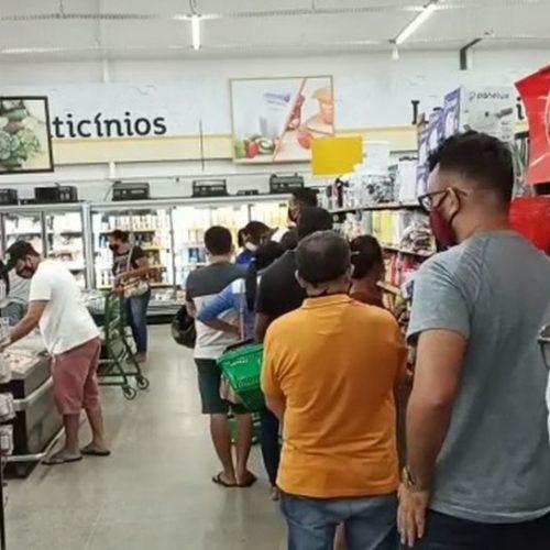 De janeiro a maio, supermercados têm alta de 5,63% nas vendas, diz Abras