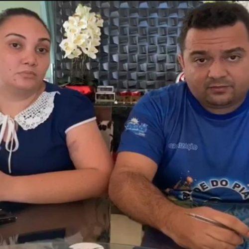 Caridade do PI registra sete novos casos de coronavírus; prefeito e secretária falam sobre a situação