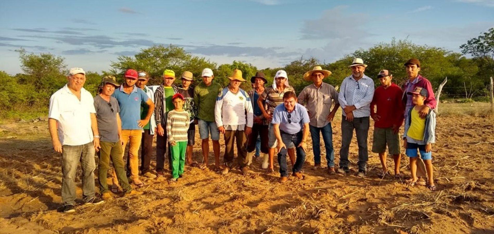 PAULISTANA | Produtores rurais da comunidade Abelha Branca produzem 16,5 toneladas de algodão orgânico