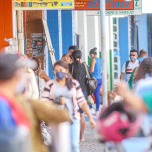 Abertura clandestina de lojas poderá retroceder flexibilização, alerta secretário