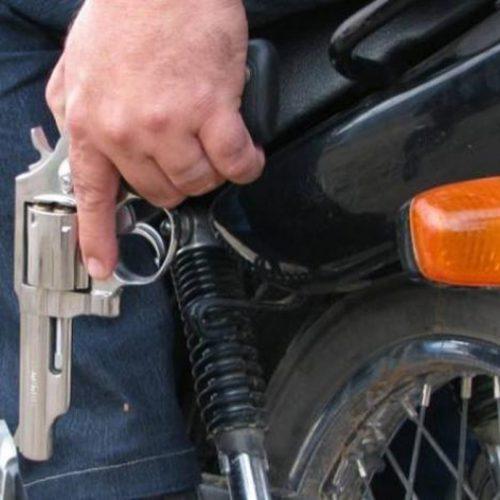 Dupla armada rouba moto na zona rural de Santo Antônio de Lisboa