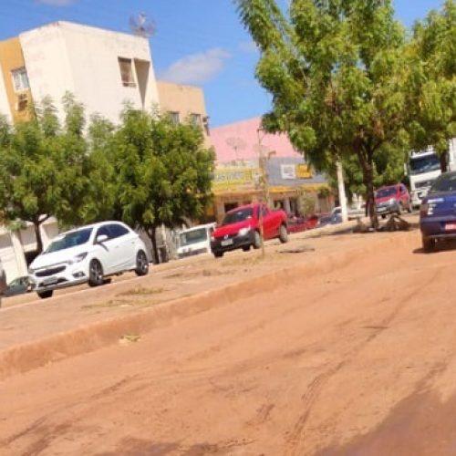 PICOS | Obra de pavimentação asfáltica das vias laterais da BR-316 deve ser iniciada em setembro