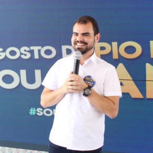Vereador Fanuel anuncia R$ 200 mil de emenda parlamentar para o Hospital de Pio IX