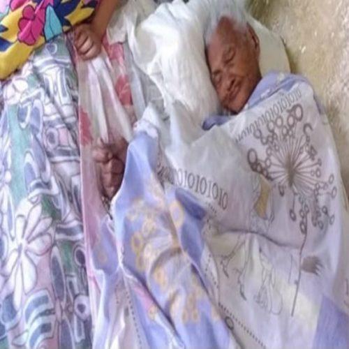 Moradora mais idosa de Campo Grande do Piauí falece aos 104 anos
