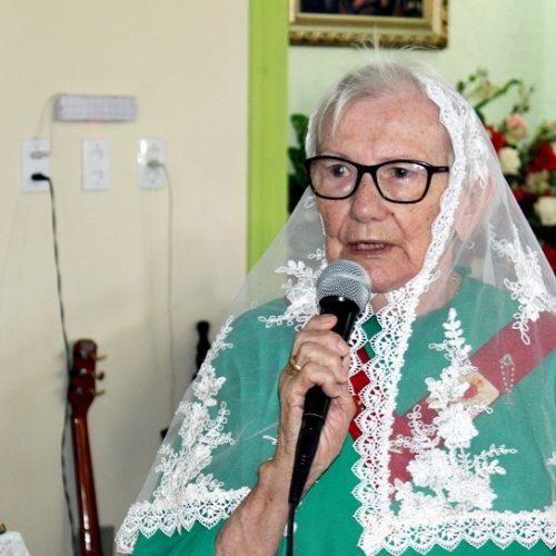 FRONTEIRAS   Morre em Teresina, a ex-vereadora, Maria Aquiles de Sá