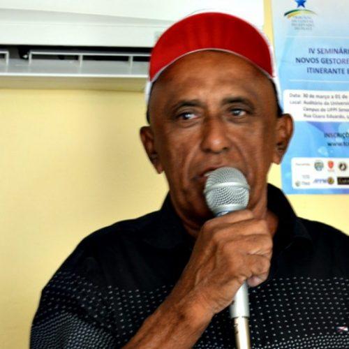 Vereador Severo Sousa requer construção de adutora na zona rural de Vila Nova do Piauí