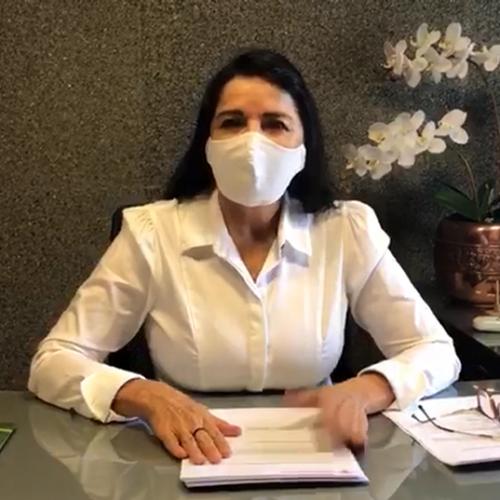 Deputada Teresa Britto confirma pré-candidatura a prefeita de Teresina pelo PV