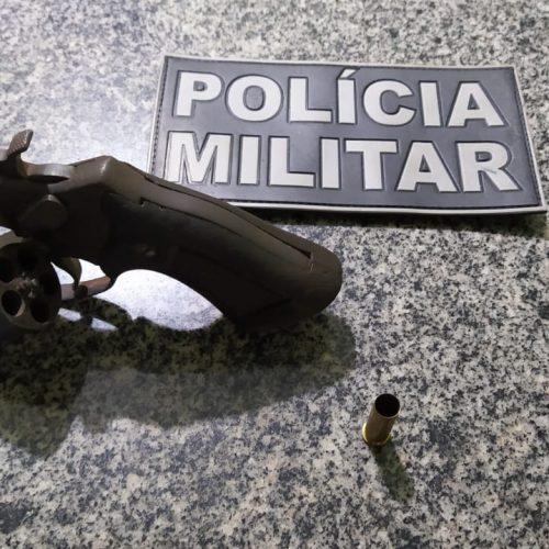 Polícia Militar de Simplício Mendes prende suspeito de tentativa de homicídio