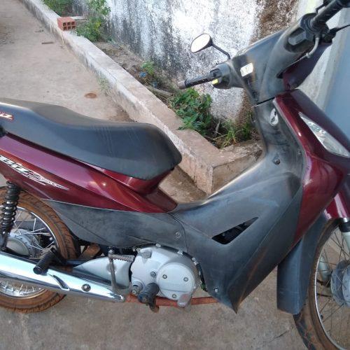 Mulher é presa por receptação de moto em Bocaina