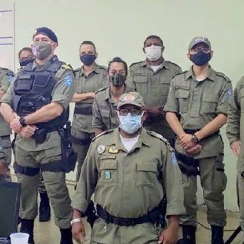 PICOS | Policiais Militares são capacitados para uso de plataformas tecnológicas que facilitarão o atendimento de ocorrências