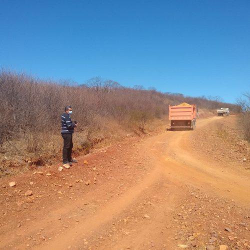 Prefeitura de Jaicós investe na recuperação de estradas vicinais