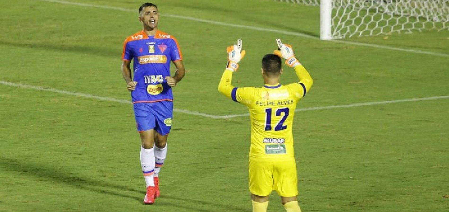 Fortaleza bate Sport nos pênaltis e pega Ceará na semifinal da Copa do Nordeste