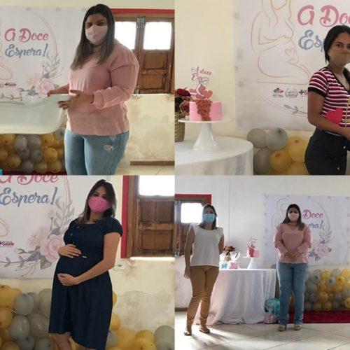JACOBINA | Secretarias de Assistência Social e Saúde entregam 32 Kits Maternidade para gestantes