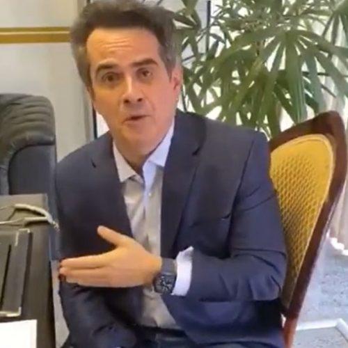 Ciro Nogueira anuncia conclusão da BR-316 em Picos e visita do ministro Tarcísio Gomes