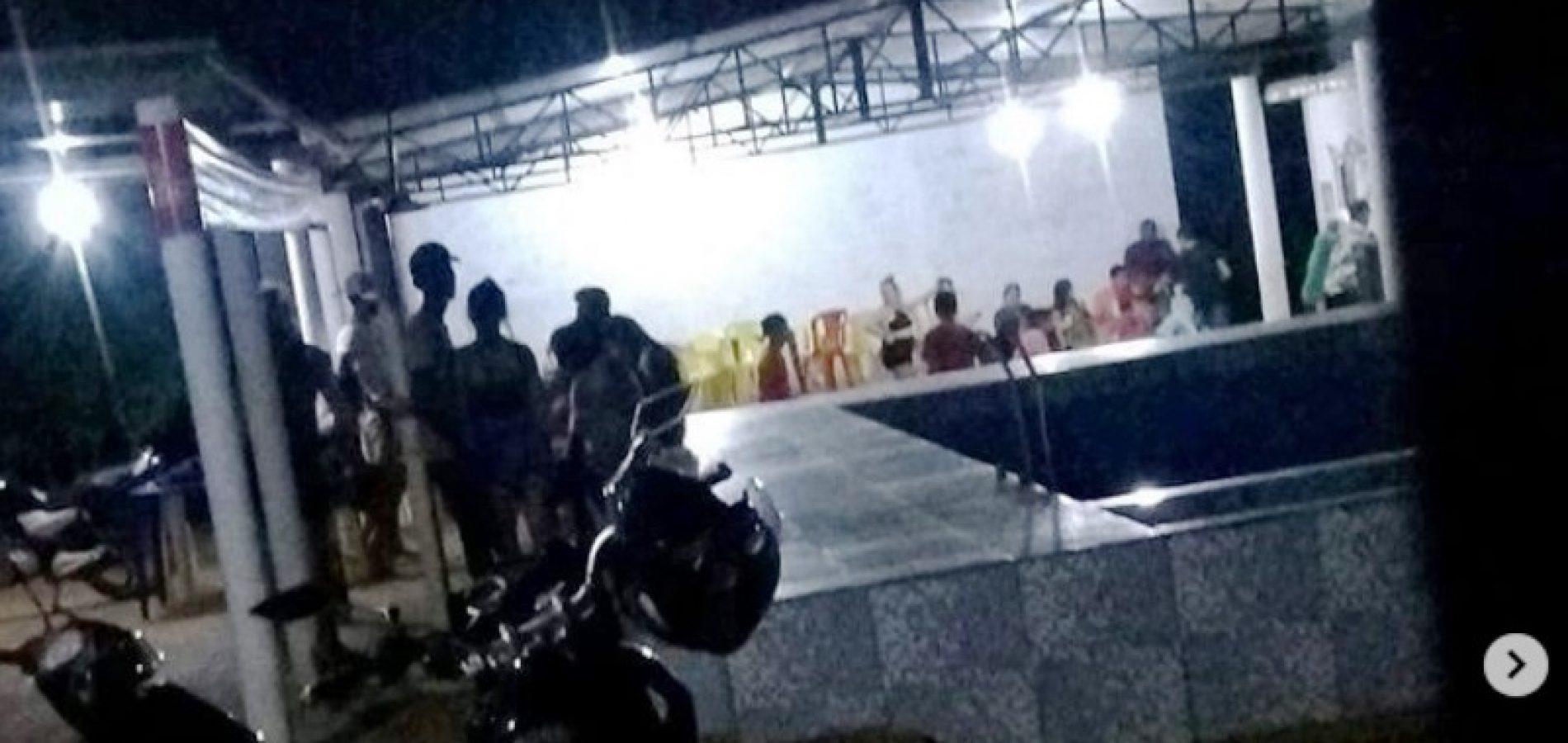 """Três pessoas são multadas em Picos por realização de """"festas clandestinas"""""""