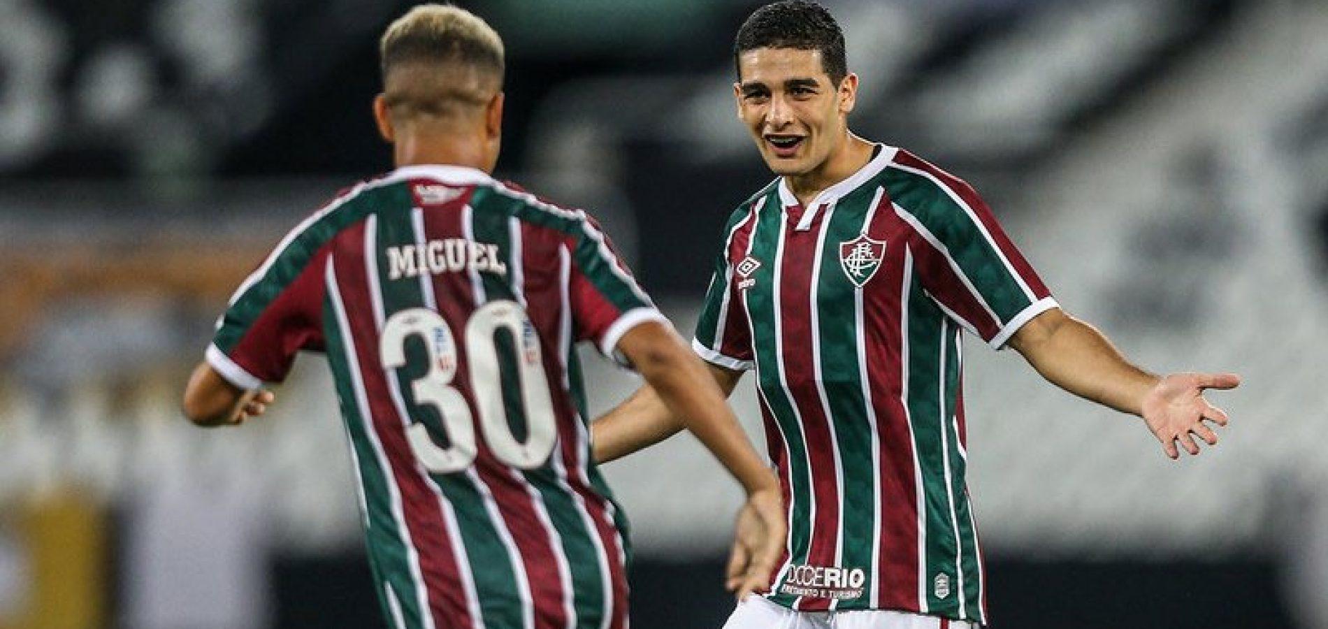 Botafogo perde pênalti e Fluminense vence 1º amistoso do Troféu Gerson e Didi
