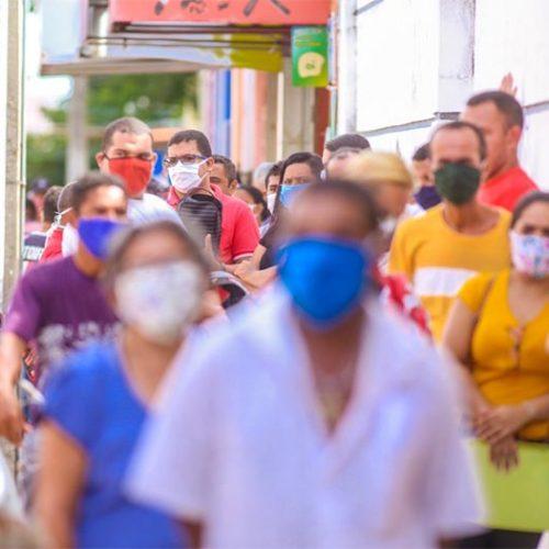 Multa de R$ 1 mil a R$ 10 mil por não uso de máscara passa a ser cobrada no Piauí