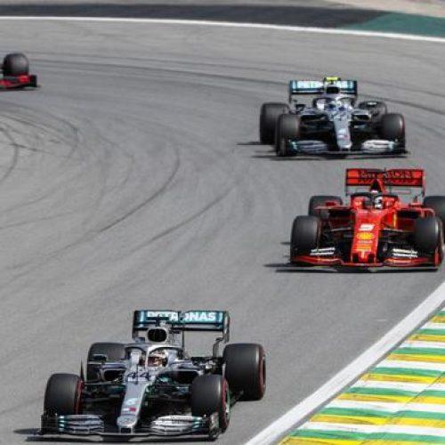 F1 cancela corrida no Brasil em razão da pandemia de Covid-19