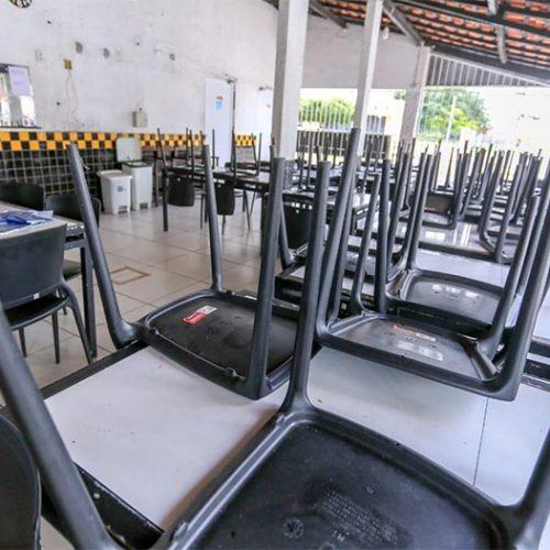 Serviços de alimentação no Piauí ainda não estão liberados para funcionamento