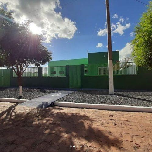 PICOS   UBS da Chapada do Mocambo e outras quatro devem ser entregues até final de agosto