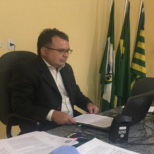 Câmara de Belém do PI realiza sessão ordinária e aprova Projeto de Resolução