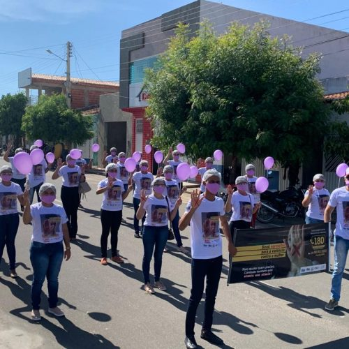 Social de Caridade do Piauí realiza campanha de prevenção e combate à violênciadoméstica