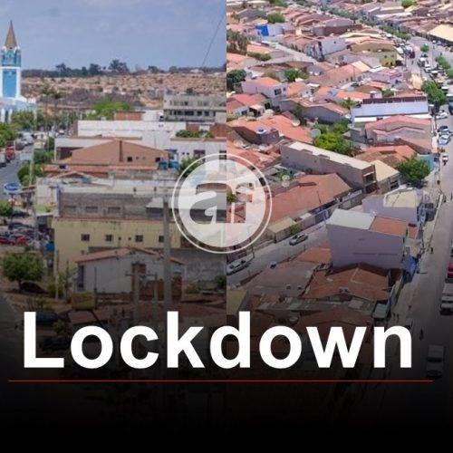Governo determina isolamento social rígido em Araripina e Ouricuri por causa da pandemia