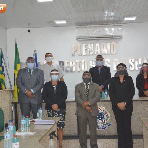 Câmara de Jaicós realiza sessão de abertura dos trabalhos do 2ºsemestre legislativo; prefeito envia mensagem