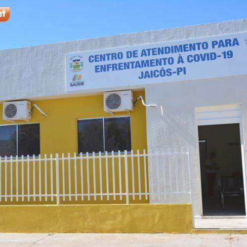 JAICÓS | 28 pacientes recebem alta após tratamento contra a Covid
